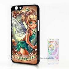 ( For Oppo A57 ) Back Case Cover P11148 TinkerBell