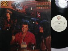 Country Lp Conway Twitty Don'T Call Him A Cowboy On Wb