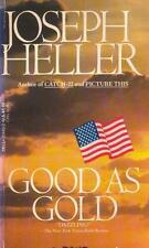 Good as Gold by Joseph Heller (1989, Paperback)