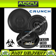 "Crunch Audio Definition DSX52 5.25"" 160w 2-Way Car Door Coaxial Speakers Set"