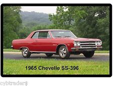 1965 Chevelle SS 396 Sport Coupe  Refrigerator / Tool Box  Magnet