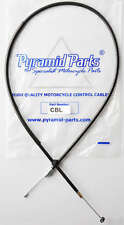 Pyramid Parts Clutch Cable fits: Yamaha RD125 DX (Cast Wheel) 78-82