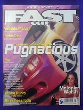 FAST CAR - PUGNACIOUS - MELAINIE WALSH - May 2002 #198