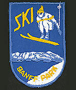Banff Embroidered Vintage Patch *Free Shipping