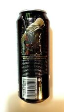 MONSTER ENERGY UNOPENED EMPTY CAN ASSASSINS CREED ORIGINS SPECIAL EDITION