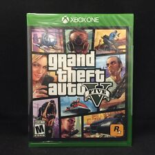 Grand Theft Auto V GTA 5  (Microsoft Xbox One, 2014) BRAND NEW / Region Free