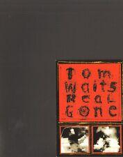 TOM WAITS Real Gone POSTCARD photo post card ANTON CORBIJN Amsterdam Carré 2004