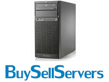 HP Proliant ML110 G6, X3430 QC 2.4  8GB RAM, 2x 250GB HDD, Win 7 Pro, 1 Yr Wnty