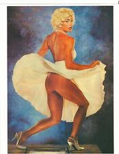 Cory Everson As Marilyn Monroe Female Muscle Bodybuilding Photo Color