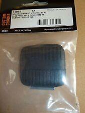 rear brake pedal pad  for harley davidsons soft tail fxwg fx models new