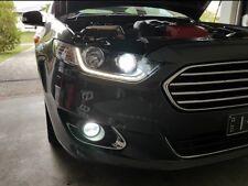 H11 LED Fog Lights (Pair) - Suits All Ford FG/FGX Models (2008 - 2018) XR6/8 FPV