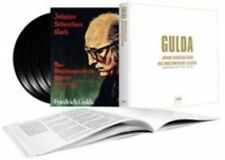Gulda-Bach: Well Tempered Clavier [Box Set 5LP], New Music