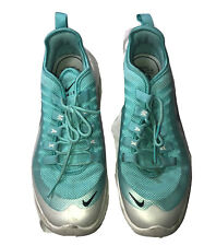 Nike Air Max Axis AA2168-401 Aqua/Blue Platinum Running Shoes Sneakers Size 7.5