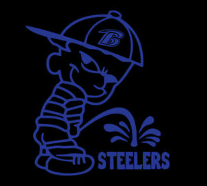 Baltimore Ravens Piss on Pittsburgh Steelers shirt Lamar Jackson Suggs Weddle