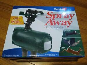 Havahart  Spray Away Motion Activated Sprinkler Animal critter Repellent deer