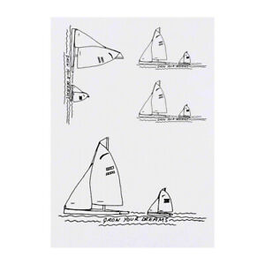 'Grow Your Dreams Boats' Temporary Tattoos (TO008089)