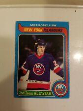 1979 Topps # 230 MIKE BOSSY - New York Islanders All Star