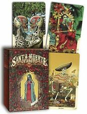 Santa Muerte Tarot Deck: Book of the Dead (Cards)