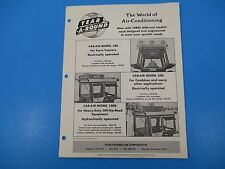 Original 1950's Year-A-Round Tractor Cab Enclosure Ad Deere Oliver Ford  M1415