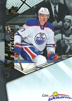 2015/16 Upper Deck SPX Shift Change #75 Connor McDavid ROOKIE Oilers