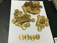 MALAYSIA $1 KERIS COINS YEAR 91, 92 93 & 95 BU SHINING!!!