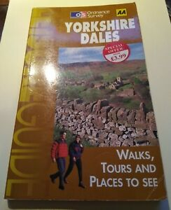 OS Yorkshire Dales Walks, Tours, & Places To See 2000 (324)
