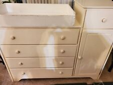 New Listing5 Drawer Baby Changing Dresser