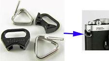 Nikon Strap Ringe für f3hp/f2a/fm2t/fm3a/d200/d300/d70/d80/d90/d3/d4/d800/d700