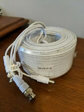 90FT BNC Video and Power Cable for Samsung SDS-P5100, P5080, P5101 Systems