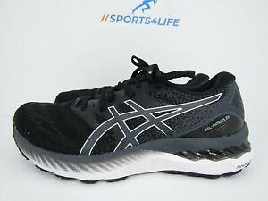WOMEN'S ASICS GEL NIMBUS 23 size 6.5 ! WORN LESS THAN 15 MILES !RUNNING SHOES!