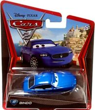 Disney Cars Cars 2 Main Series Bindo Diecast Car