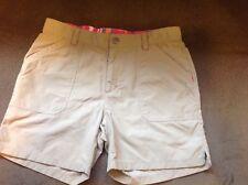 The North Face Khaki Shorts Size Large 14-16