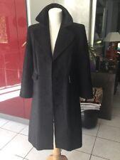 Manteau SINEQUANONE taille 40 noir bon état