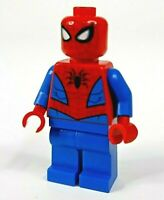 auth LEGO minifigure Spider-Man Metallic Blue Eyes sh536 Marvel Far From Home