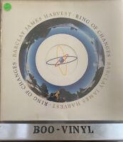 Barclay James Harvest - Ring of Changes, vinyl LP Gatefold Rare German Press Ex