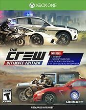 Xbox One The Crew Ultimate Edition New