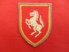 insigne militaire allemand de division régiment cheval