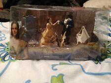Brand New! Disney Beauty & The Beast Enchanted Figurine Set!
