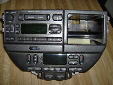 00 01 02 03 JAGUAR S TYPE RADIO RECEIVER HEATER A/C CONTROL PREMIUM SOUND HEATED