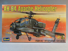 REVELL AH-64 APACHE HELICOPTER MODEL KIT aircraft 1:48 Scale Skill 2 85-5443 NEW