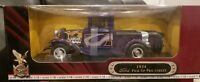 ROAD SIGNATURE 1:18 SCALE DIE-CAST FORD 1934 PICK UP PRO STREET TRUCK