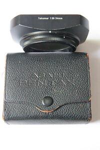Pentax 67 Gegenlichtblende für das Takumar 1:3.5 24mm