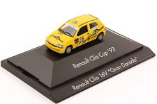 1:87 Renault Clio 16V clio Cup 1993 Gran Dorado 26 Armin Schmid - herpa 035835
