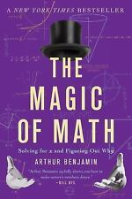 The Magic of Math: Solving for x and Figuring Out Why-ExLibrary