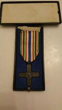 """medaglia """"croce ordine vittorio veneto"""""""