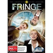 FRINGE - The Complete Season 3 (DVD, 2011, 6-Disc Set) NEW