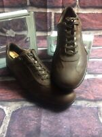 Ecco Brown Lace Up Casual Oxford Sneakers Men's Euro 46  (US 12)