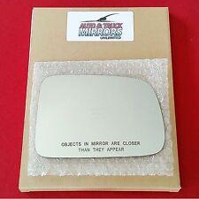 NEW Mirror Glass + ADHESIVE 95-98 HONDA ODYSSEY VAN Passenger Right Side RH