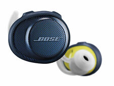Bose SoundSport Free Truly Wireless In-Ear Headphones - Blue