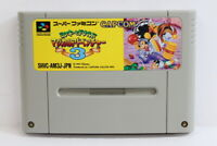 Mickey & Donald Magical Adventure 3 SFC Nintendo Super Famicom SNES Japan Import